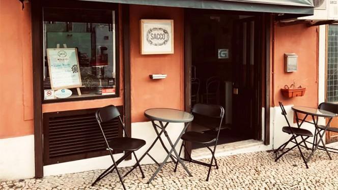 Entrada - Sacco Restaurante, Lisboa