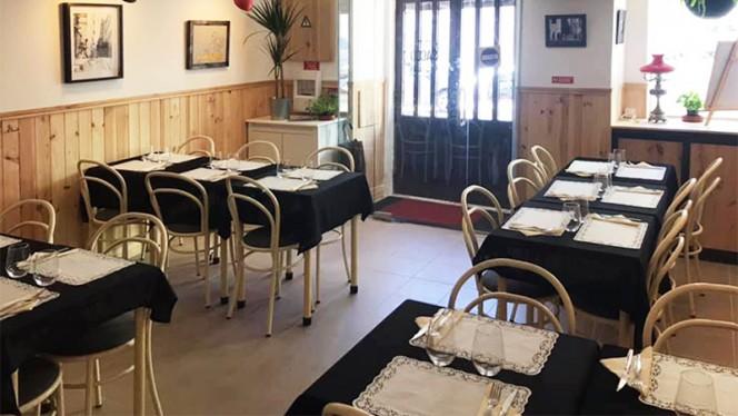 Sala - Sacco Restaurante, Lisboa