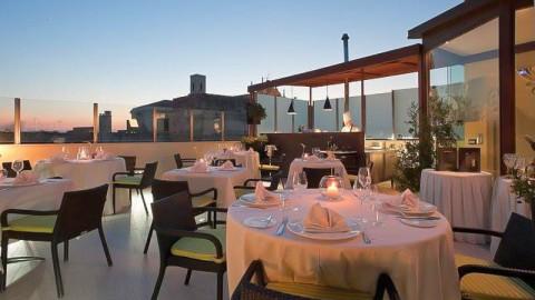 Le Quattro Spezierie Gourmet Restaurant & Roof Garden, Lecce