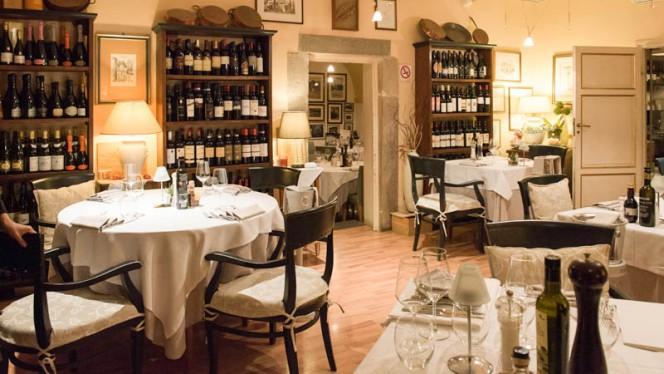 Sala Vino - Ristorante All'Olivo, Lucca