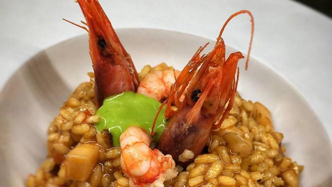 Sugerencia del chef - Restaurant & Lounge Club Vela Blanes, Blanes