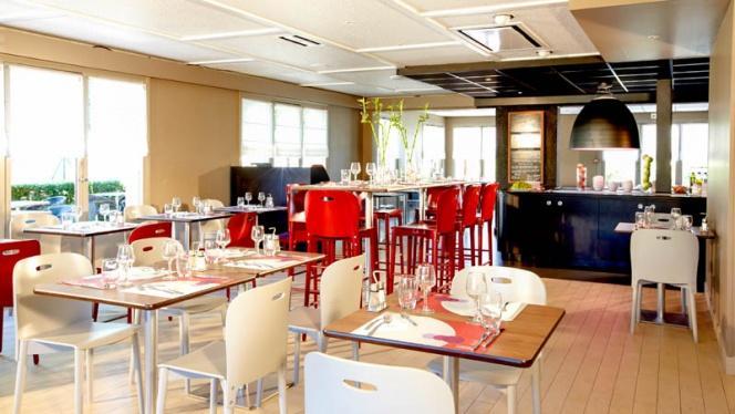 Salle du restaurant - Campanile Lille Ouest, Lomme