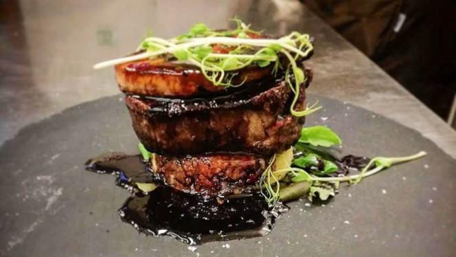 Suggerimento del chef - La cantina del Giannone, Milan