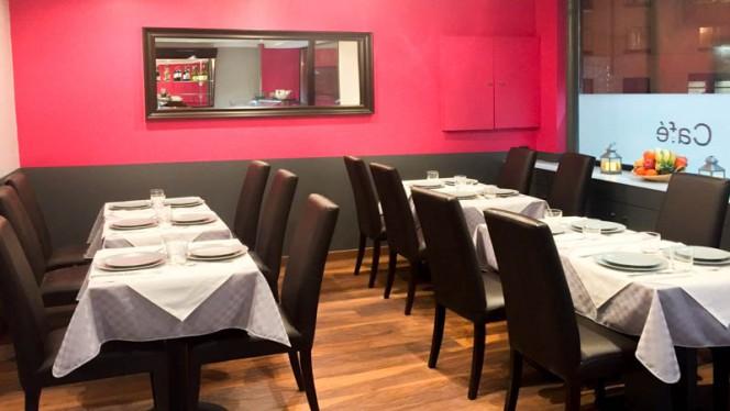 salle - A-Table, Paris