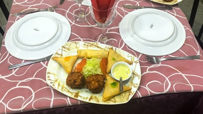 Sugerencia de plato - Delhi Darbar, Madrid