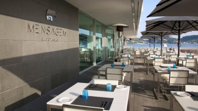 Vista sala - Cafetaria Mensagem - Altis Belém Hotel & Spa, Lisbon