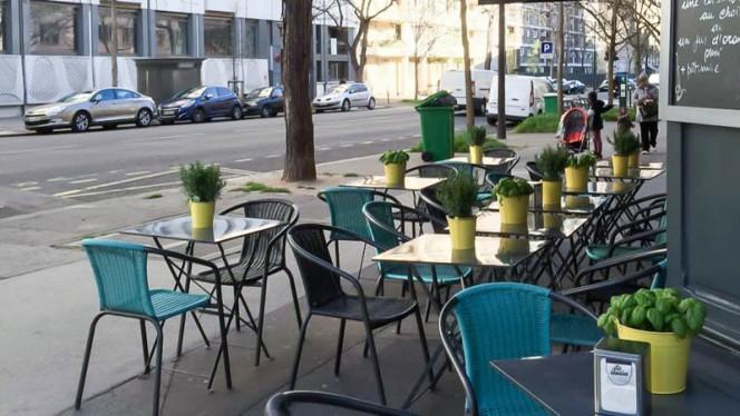 Terrasse - So Italia, Paris