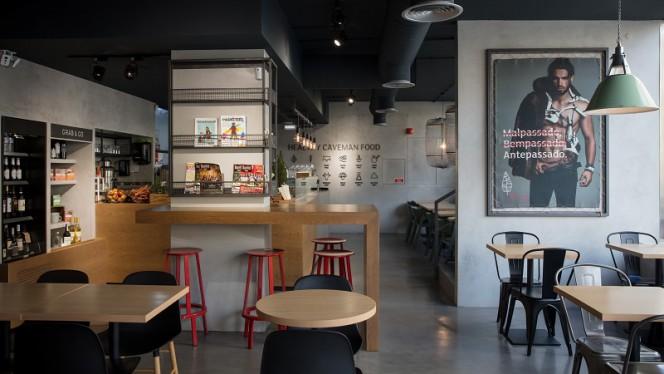 Sala - The Paleo Kitchen, Lisboa
