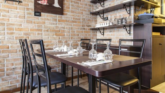 Interno - Kitchen Rolls, Milan