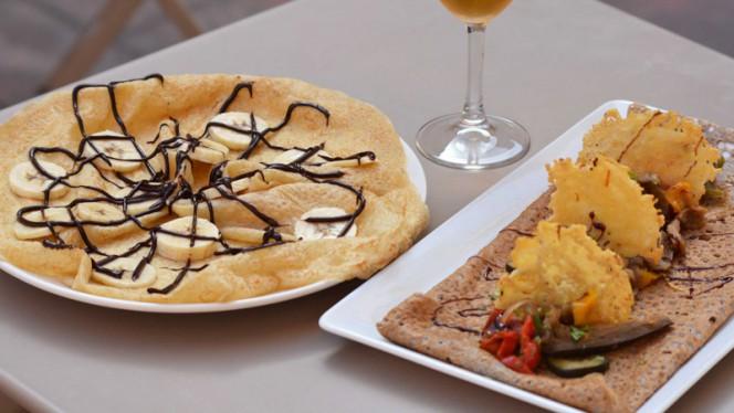 Dessert - Pastel et Sarrasin, Toulouse