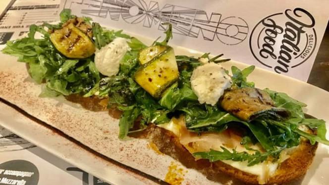 Suggestion du chef - Mozza & Co, Genève