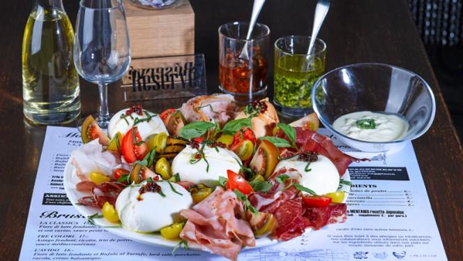 Suggestion de plat - Mozza & Co, Genève