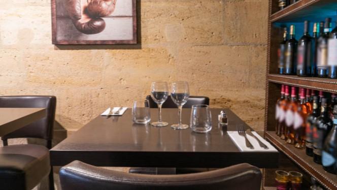Vue de la salle - Le Veneto, Bordeaux