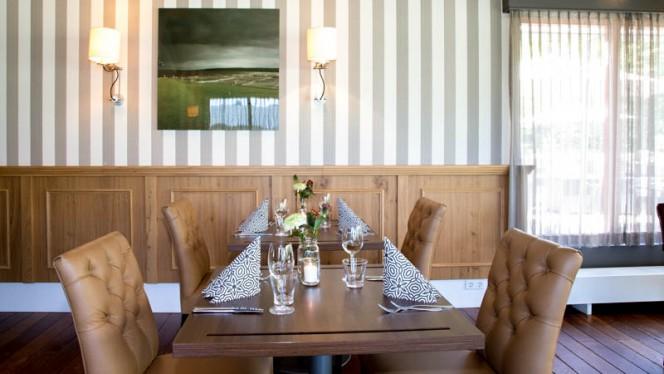 Het restaurant - Het Rijk van Sybrook, Enschede