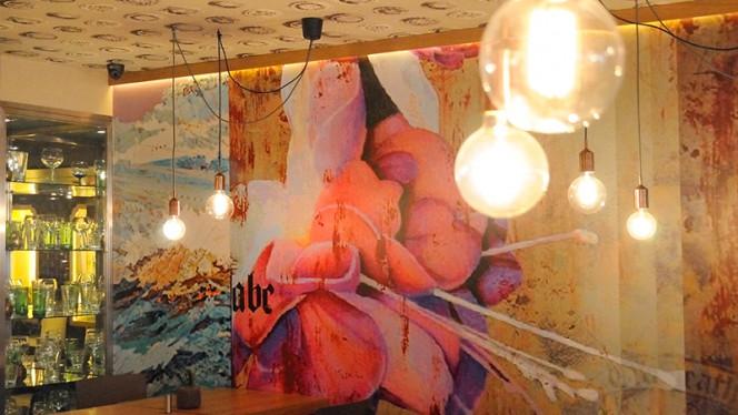 Decoración - Club Serrano 100, Madrid