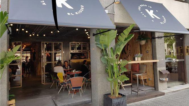 1 - El Kiosko - Barcelona, Barcelona
