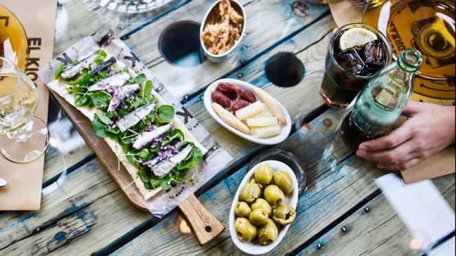 Sugerencia del chef - El Kiosko - Barcelona, Barcelona