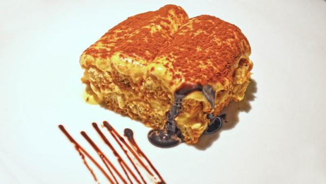 Sugestão do chef - Florence Italiano, Lisboa
