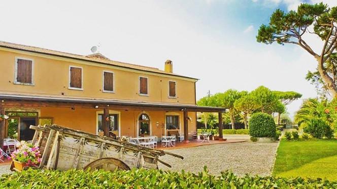 Esterno - Ristorante Casa Livia, Grosseto
