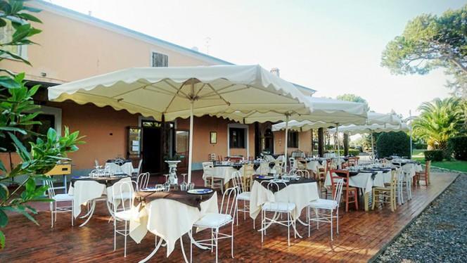 Terrazza - Ristorante Casa Livia, Grosseto