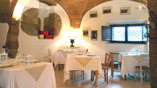 Vista sala - Ristorante Casa Livia, Grosseto