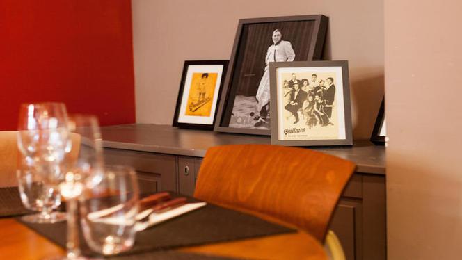 Décoration - Restaurante Milonga, Lyon