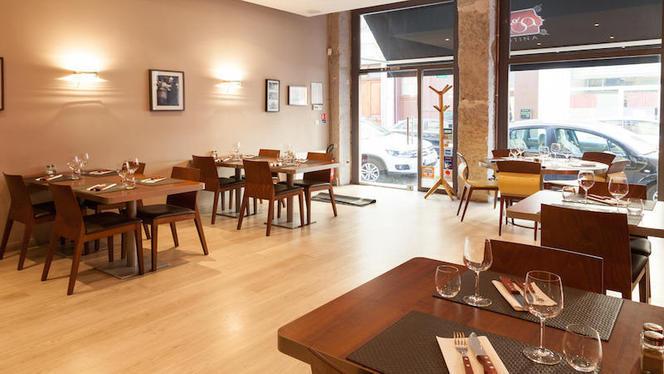 Salle - Restaurante Milonga, Lyon