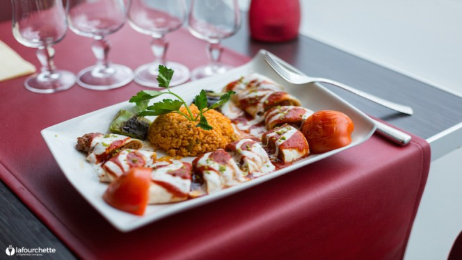 Suggestion de plat - Saveur d'Orient, Lyon