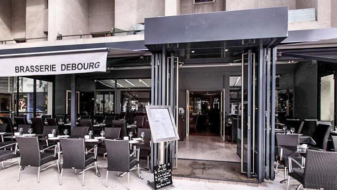 entrée - Brasserie Debourg, Lyon