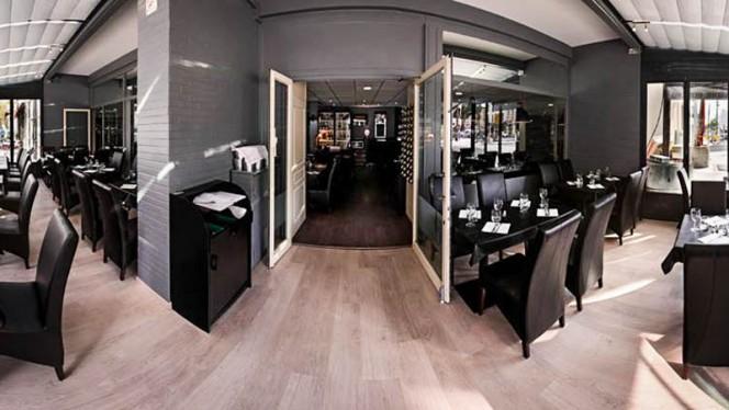 salle - Brasserie Debourg, Lyon