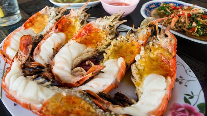 Suggestie van de chef - Thai Restaurant Phutakun, Amsterdam