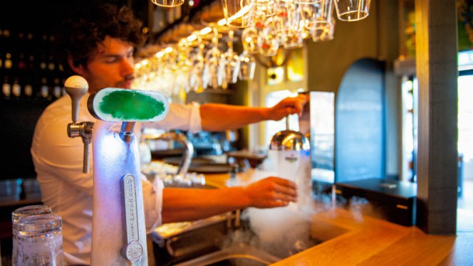 Het restaurant - Vaca Negra, Zwolle