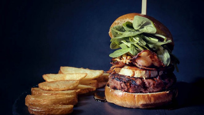 Sugerencia del chef - Sublime Dreams Food - Hernani, Madrid