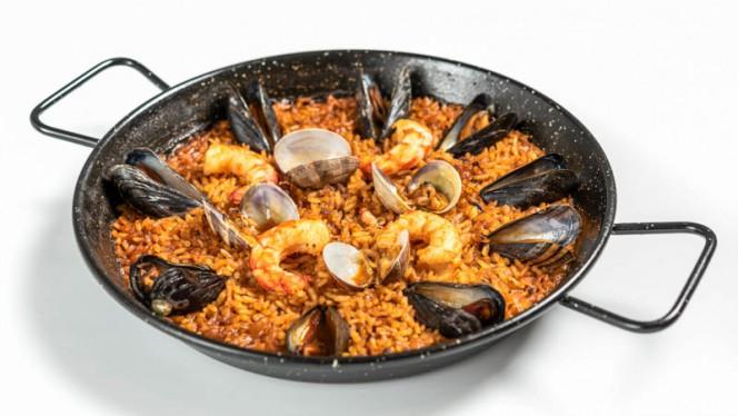 Sugerencia del chef - Fishhh!, Barcelona