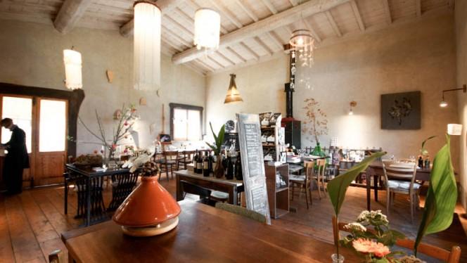 La sala - Ristorante Fattoria San Martino, Montepulciano