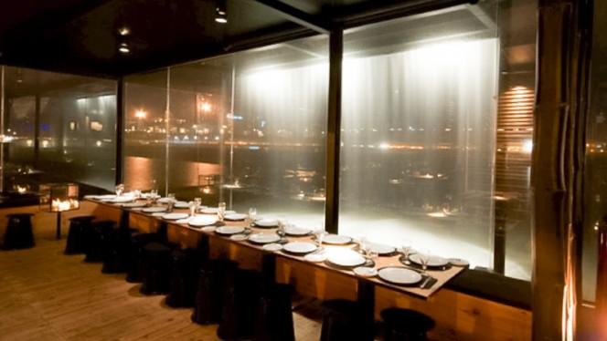 interior - Sakana Restaurante Bar Sushi, Lisboa