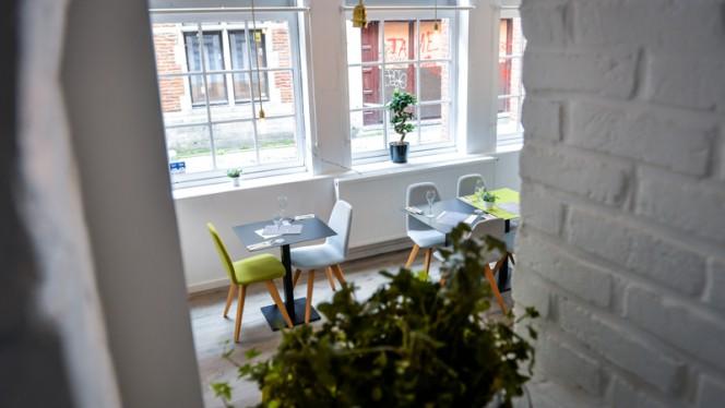 Salle du restaurant - Pré de Chez Nous, Brussels