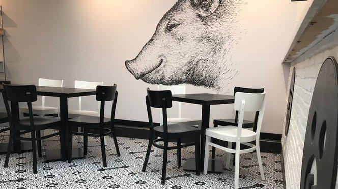Restaurant - Al Ninen, Amsterdam