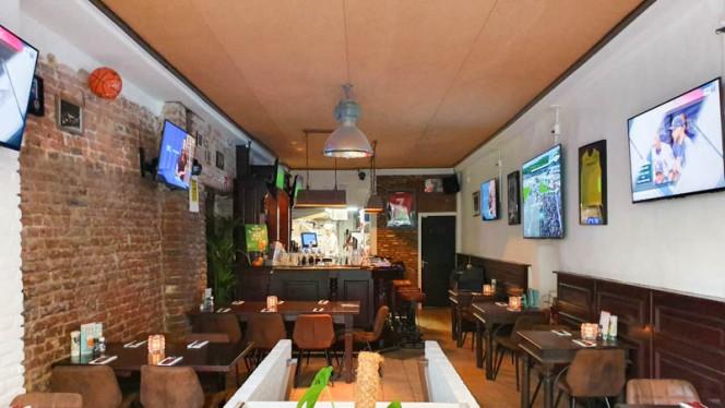 Het restaurant - Champions Sports & Grill, Utrecht