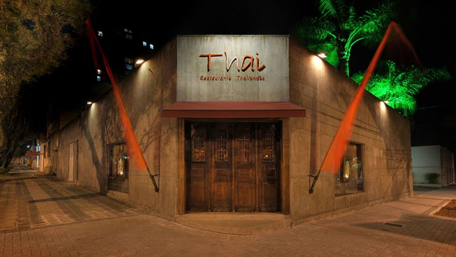Exterior - Thai - Restaurante Thailandês, Curitiba