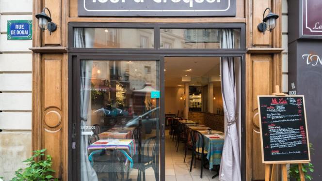 Entrée - Tout à Croquer, Paris