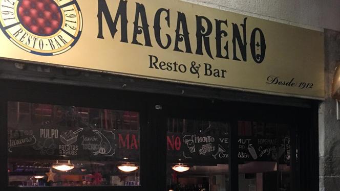 Entrada - Macareno, Barcelona