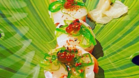 Cais 35 Sushi, Porto