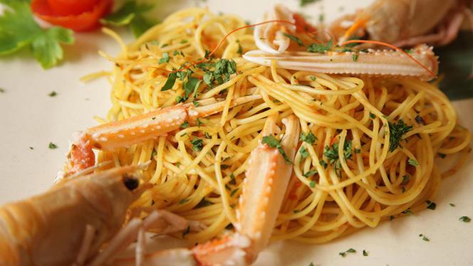 Spaghetto di mare - Giglio Rosso, Firenze