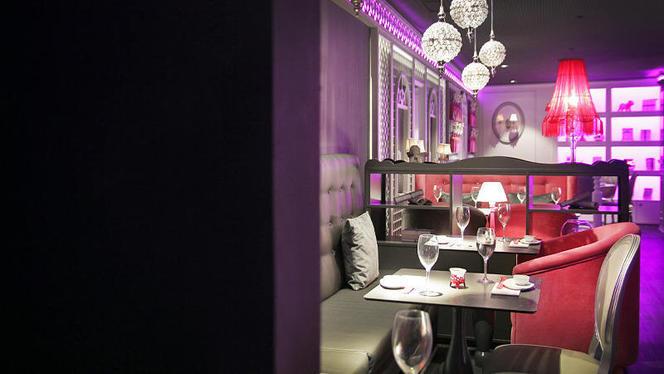 vista interior - Miss Sushi - Aribau, Barcelona