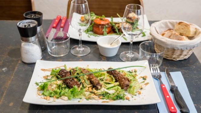 Suggestion de plat - Chez Vallès, Marseille