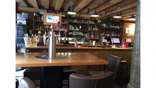 bar - La Mouss'Tache Vieux Lyon, Lyon