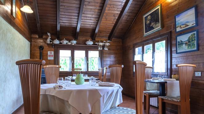 Vista della sala ristorante - CRISTIAN MAGRI, Settimo Milanese