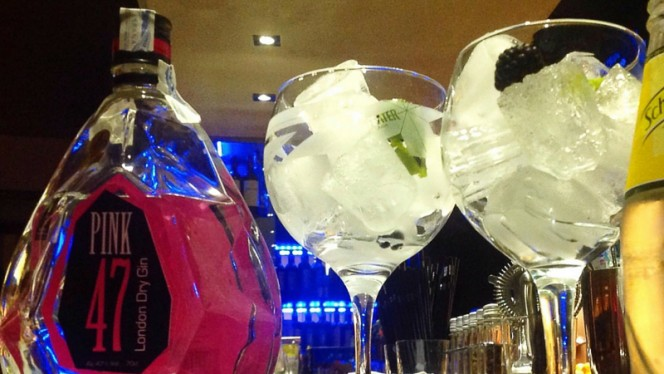 Cocktails - Korgui - Korgui Bar Gastronomico, Madrid
