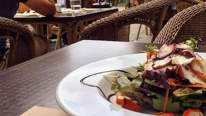 Gastronomía y Terraza - Korgui - Korgui Bar Gastronomico, Madrid